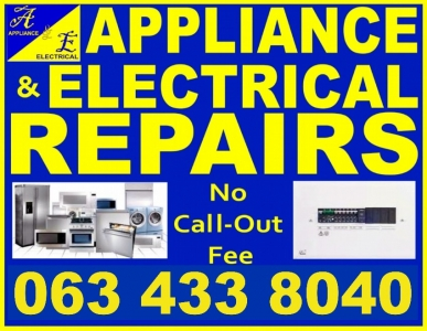 Appliance & Electrical Repairs