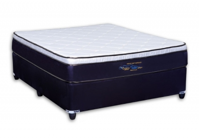 Visco superior Queen Base Set at Woodnbeds