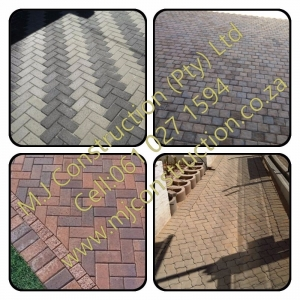 Paving, Installations , Repairs and maintenance