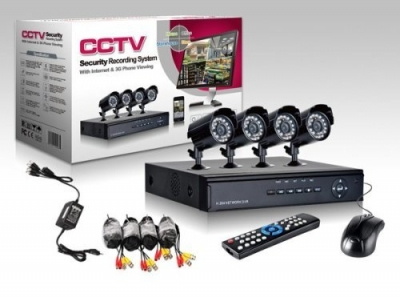 Security Systems, CCTV Cameras, LED Security Light