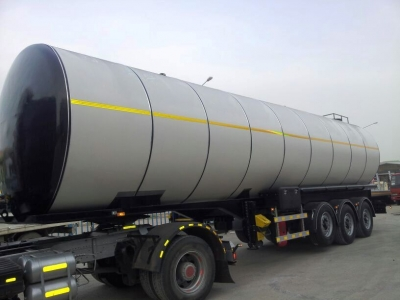Tanker (Fuel & Water) Semi Trailer