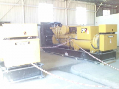 Diesel generator and UPS sales and services