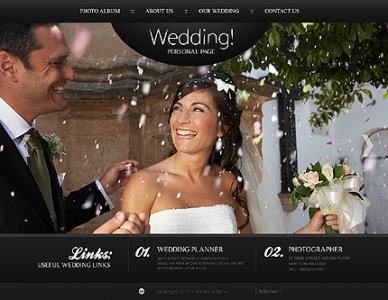 Wedding Website - Mpumalanga