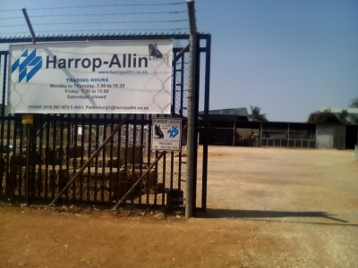 G. Harrop-Allin & Sons (PTY)Ltd