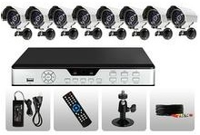 8CH CCTV SET with 1TB HDD Crazy special price