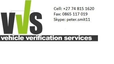 Vehicle Verification Services
